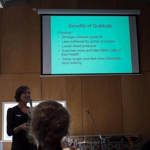 Sunday Assembly talk on Gratitude