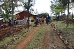 Sianga Kuyan - Good deeds are contagious.