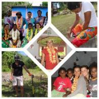Louisa Panuel - volunteering in Ekipe