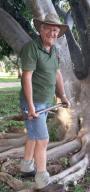 Bron McKain - Bulimba Creek Catchment volunteers